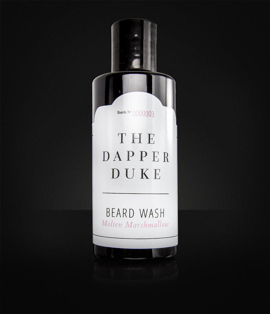 The Dapper Duke - Beard Wash-716