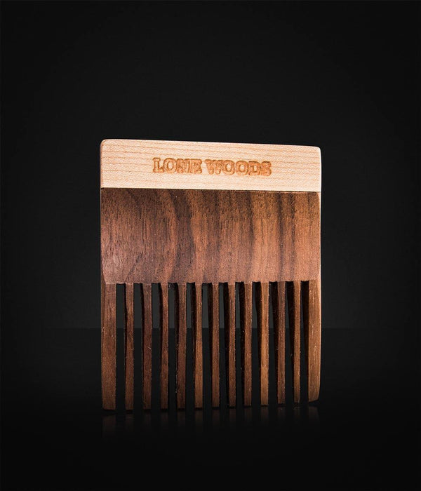 Lone Woods - Beard Comb-750