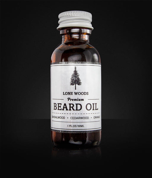 Lone Woods - Beard Oil-744