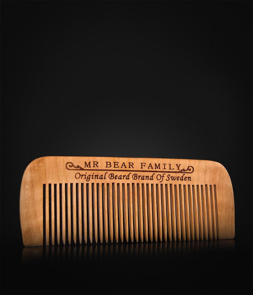 Mr. Bear Family - Beard Comb-681