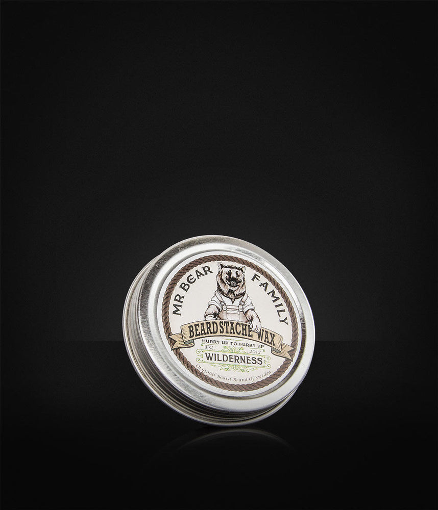 Mr. Bear Family - Beard Stache Wax