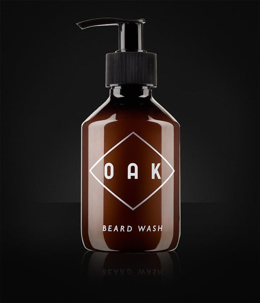 OAK Natural Beardcare - Beard Wash-577