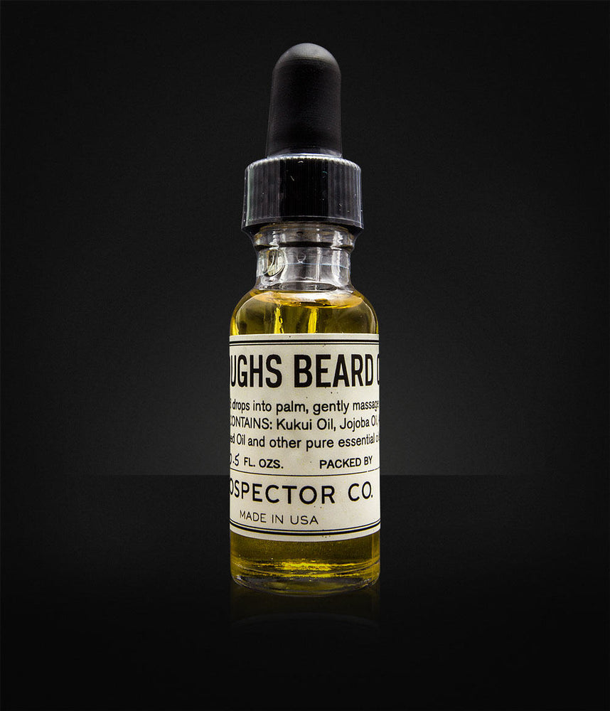 Prospector Co. - Burroughs Beard Oil-554