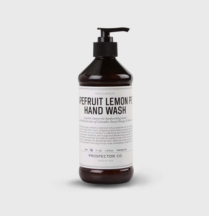 Prospector Co. - Grapefruit Lemon Peel Hand Wash