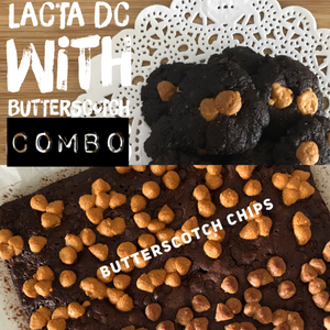 DC with Butterscotch chips Combo