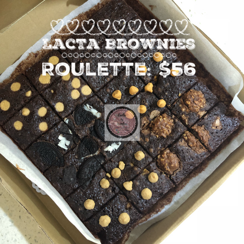 Lacta Brownies Roulette
