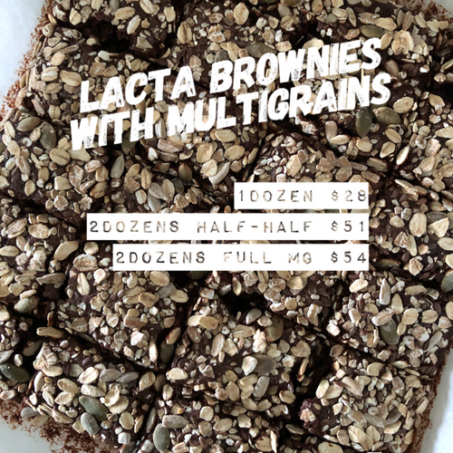Lacta Brownies (Multigrains)