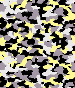Camouflage Medium Camo Jolie Yellow P