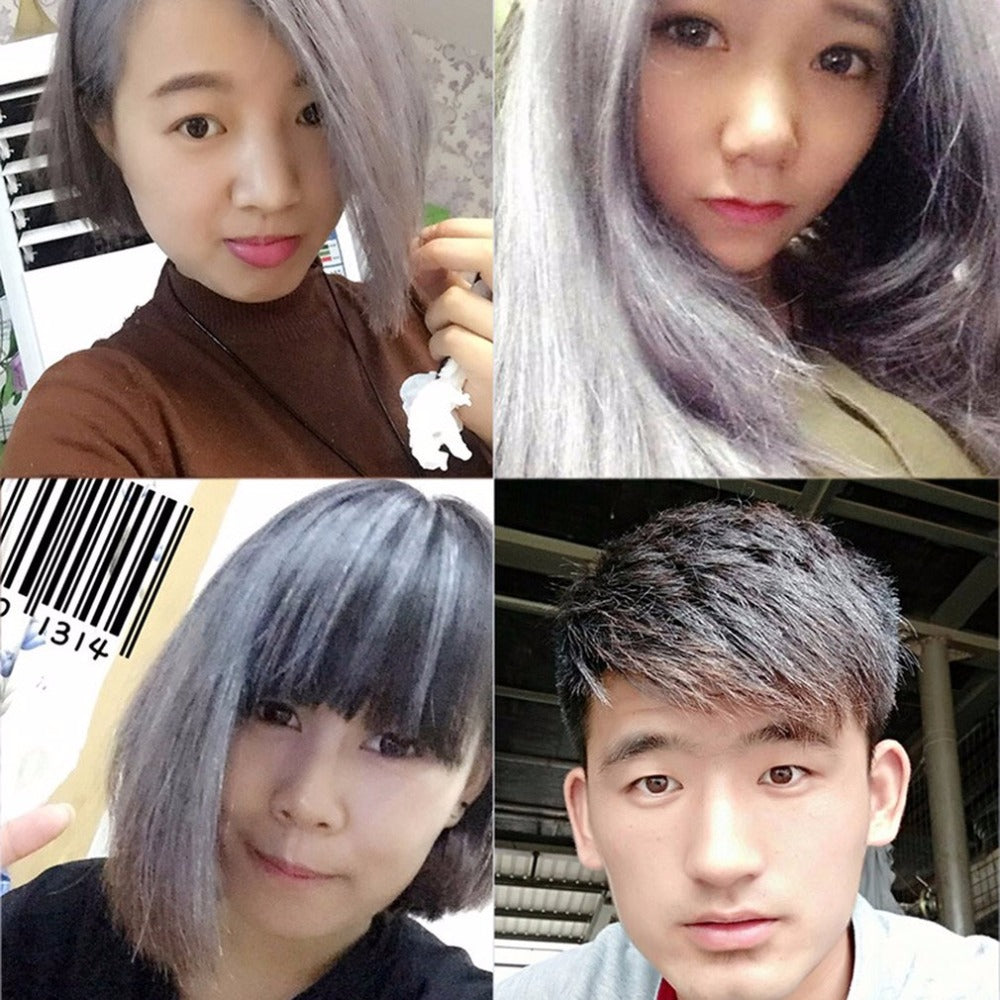 All Natural Temporary Hair Coloring Cream Choose Your Color