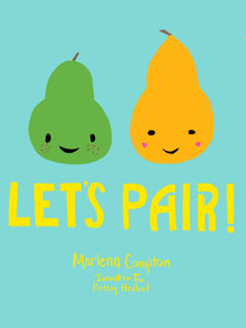 Let's Pair -- Printed edition --  Zine #1