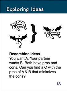 Considerate Pair Programming Technique Cards