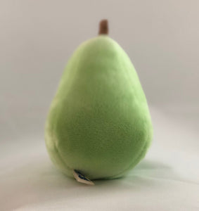 """Let's Pair"" Plushy Pear for Pairs"