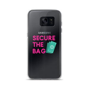 Secure The Bag Samsung Case