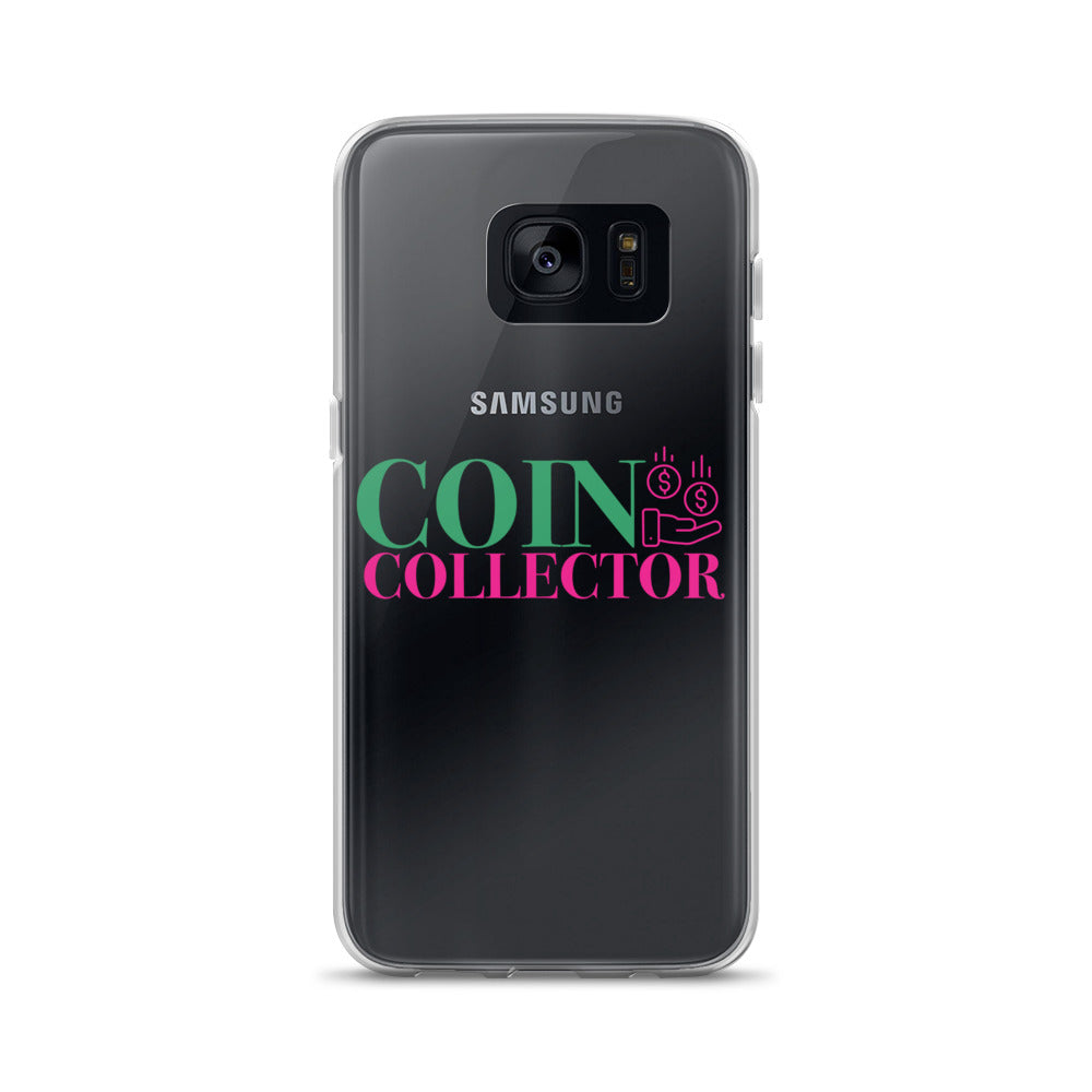 Coin Collector Samsung Case