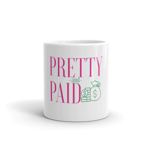 Pretty and Paid Mug