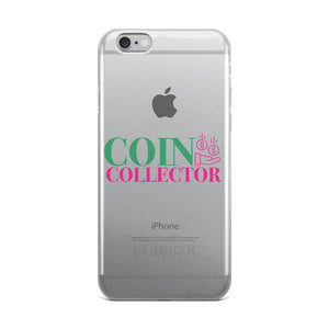 Coin Collector iPhone Case