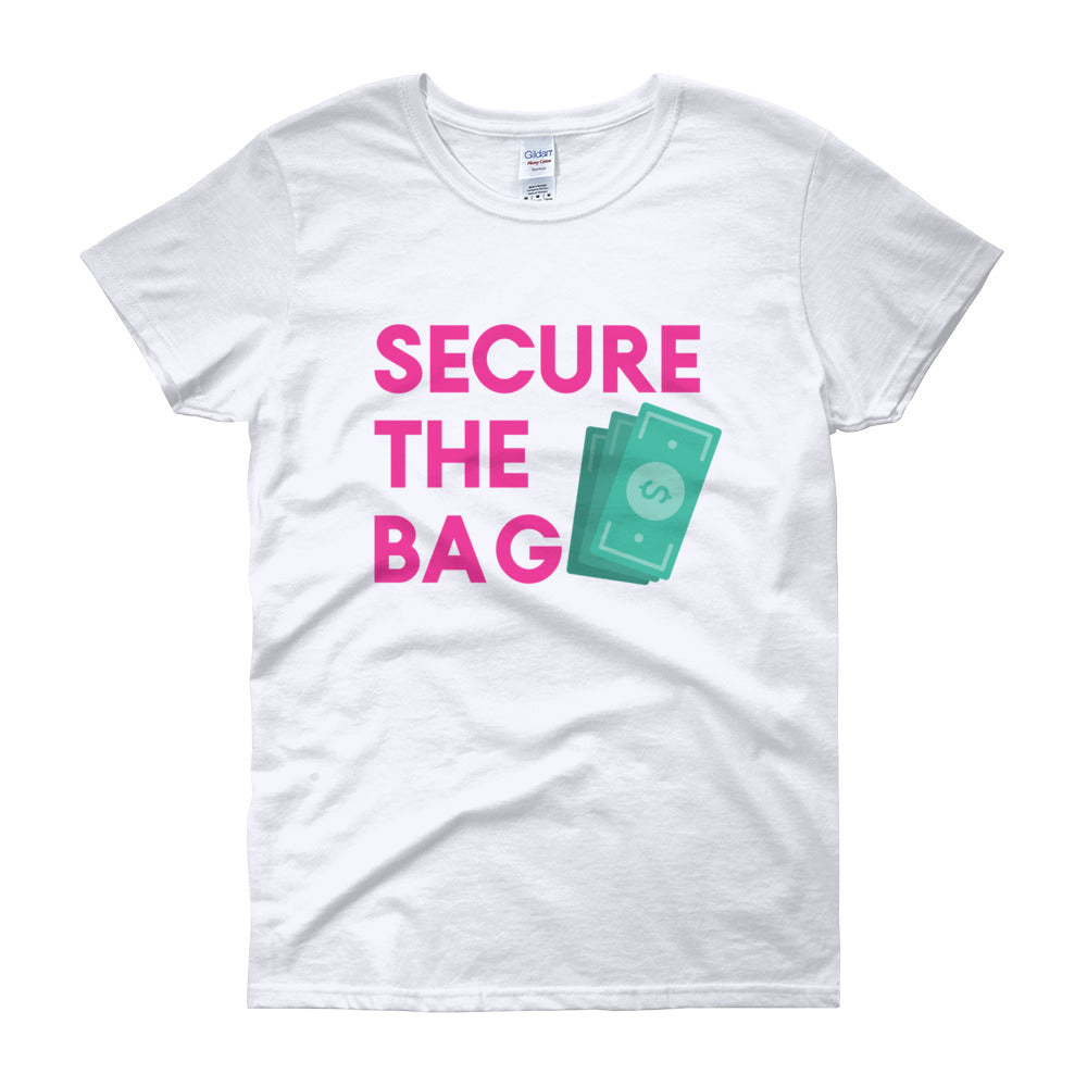 Secure The Bag Tshirt