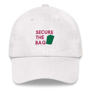 Secure The Bag Cap