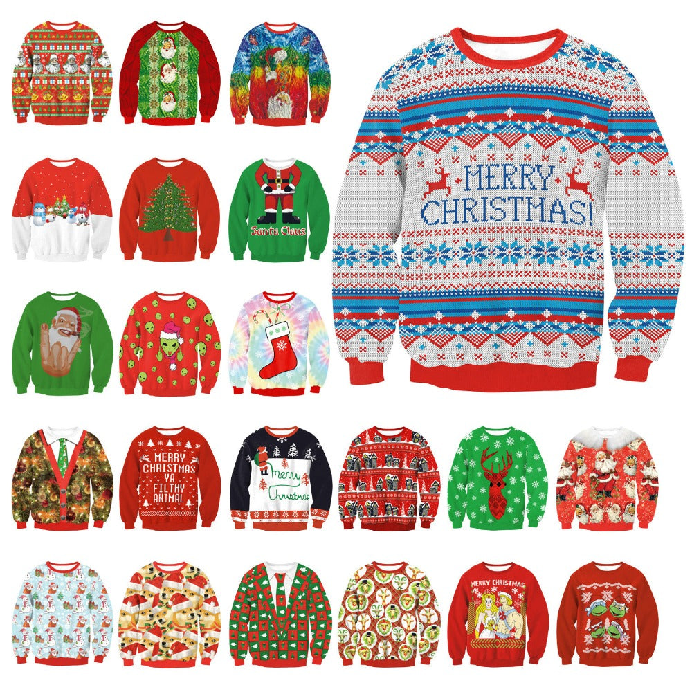 Christmas Sweaters Cute.Cute Christmas Ugly Sweaters