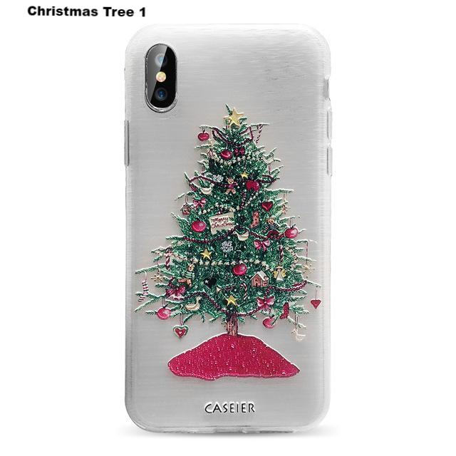 the best attitude bc33d 15087 Christmas Phone Case For iPhone