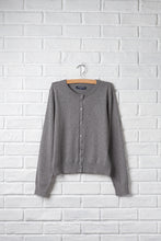 Girls Button Front Sweater Cardigan