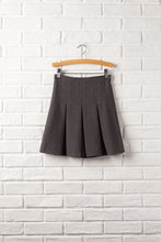Girls Reversible Pleat Skirt