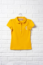 Short Sleeve Peter Pan Polo