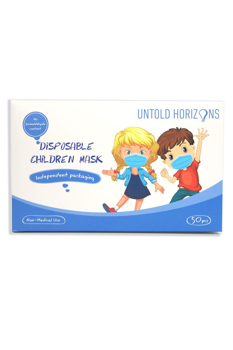 Child Size Non-Surgical Disposable Face Mask