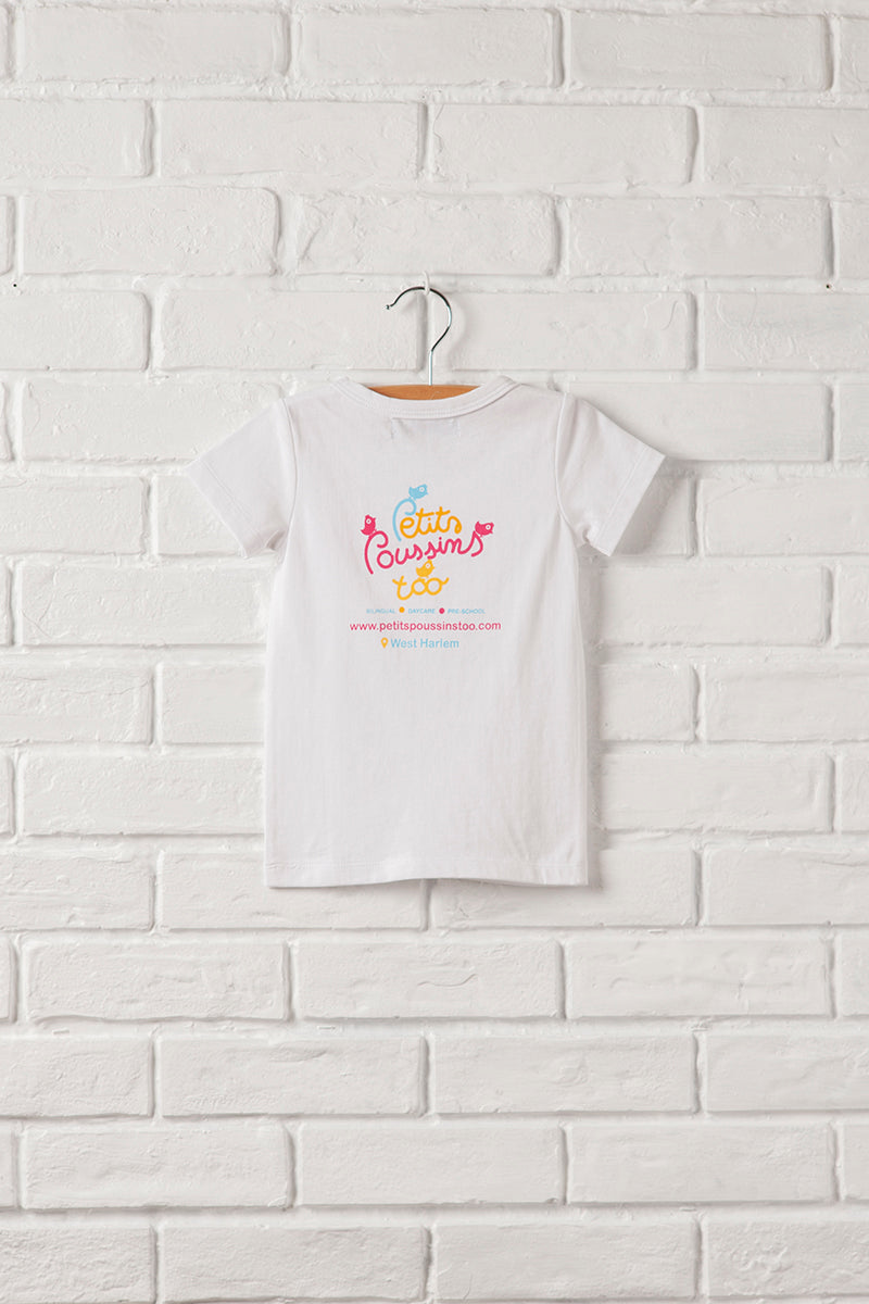 Petits Poussins Too Summer Tee