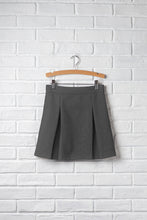 Girls Two Pleat Skirt