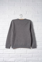 Unisex Reversible Crewneck Sweater
