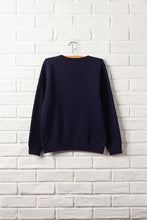 Unisex Reversible Crew Neck Sweater