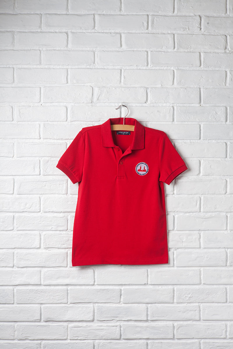 Nursery Unisex Short Sleeve Polo