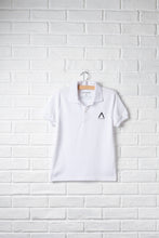 Unisex Logo Short Sleeve Polo