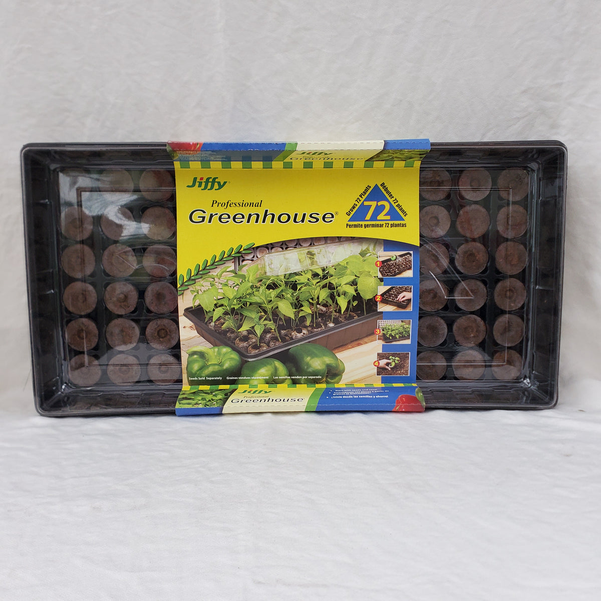 Jiffy Professional Greenhouse 72 pot
