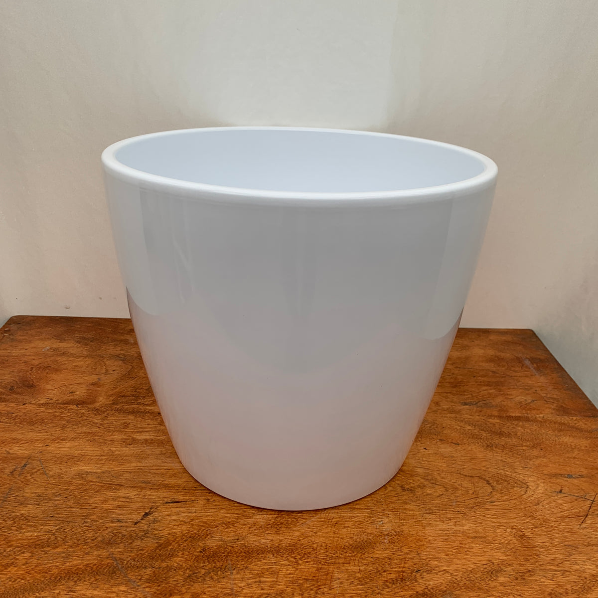 Marlow Pot, White