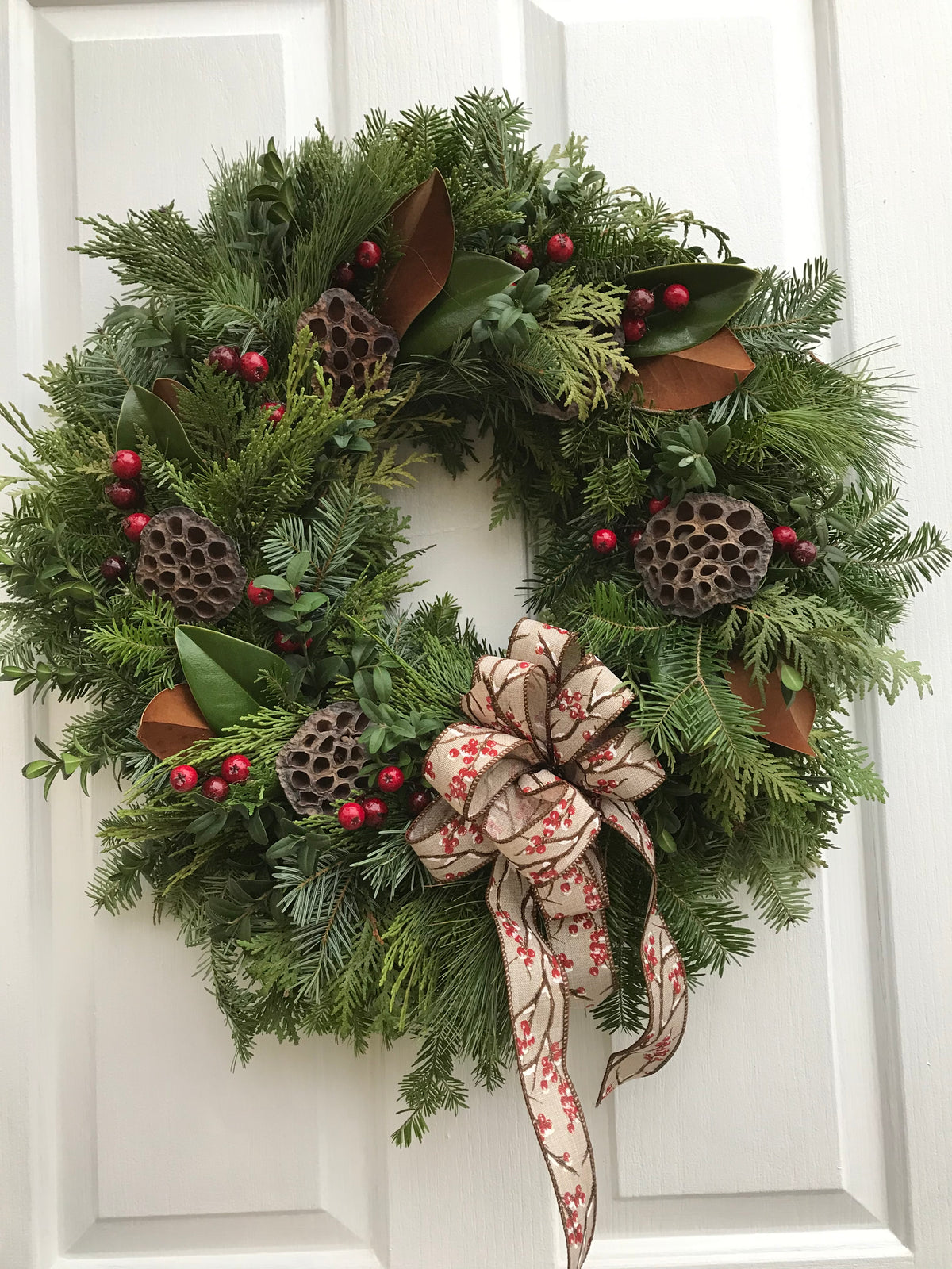 Traditional Wreath #2