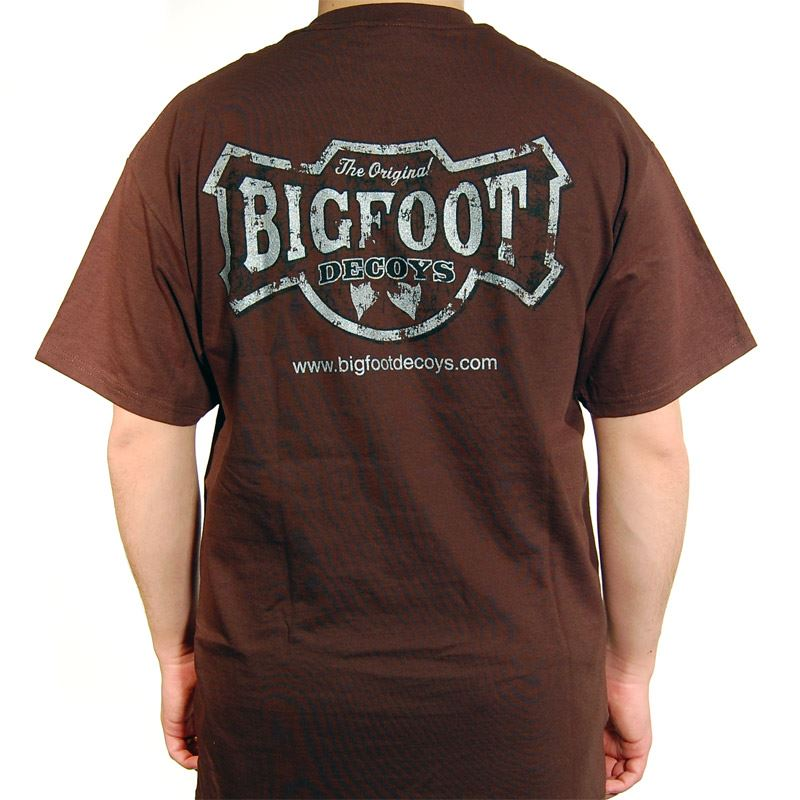 BigFoot™ Short Sleeve T-Shirt