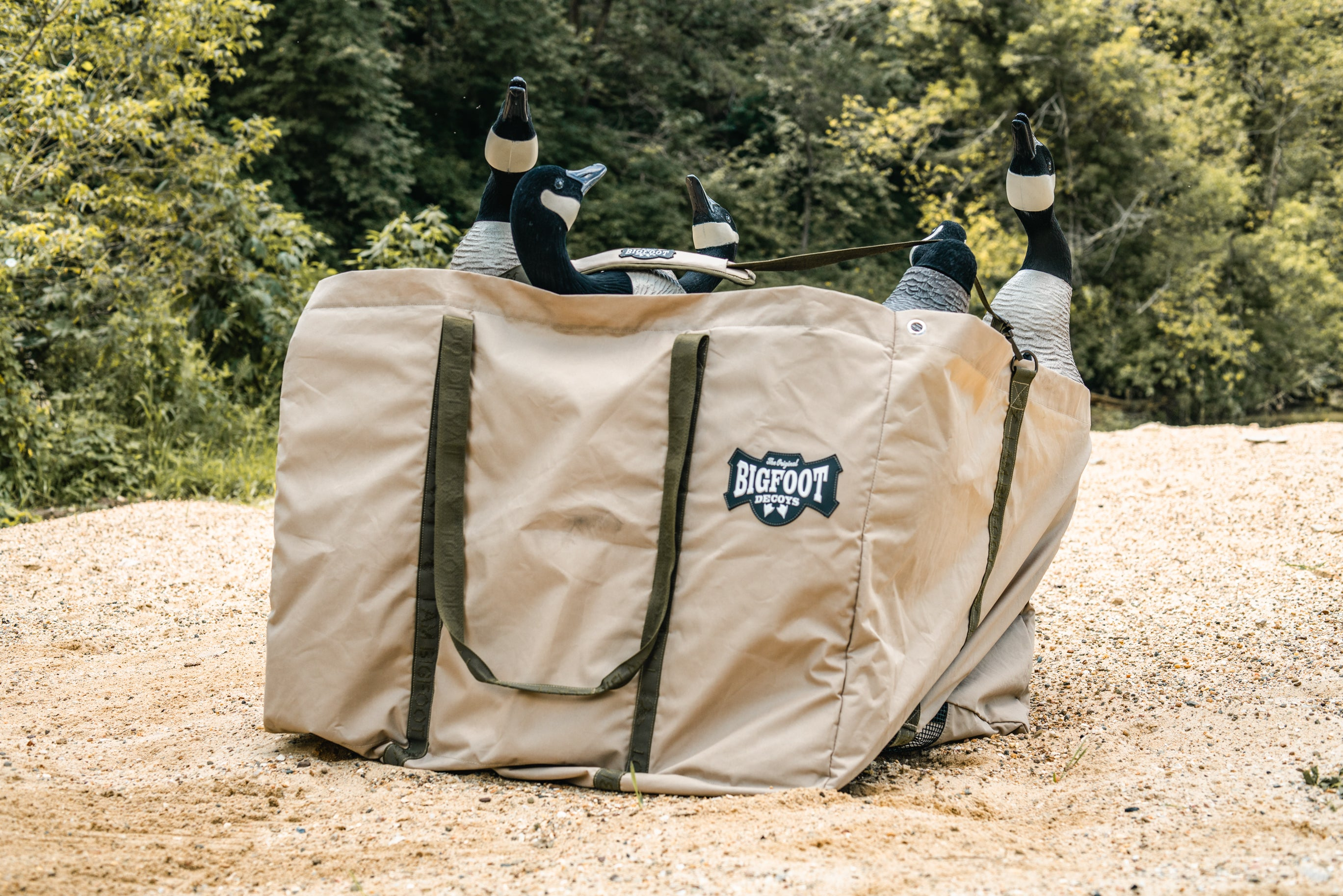 BigFoot™ 12 Floater Decoy 6-Slot Bag