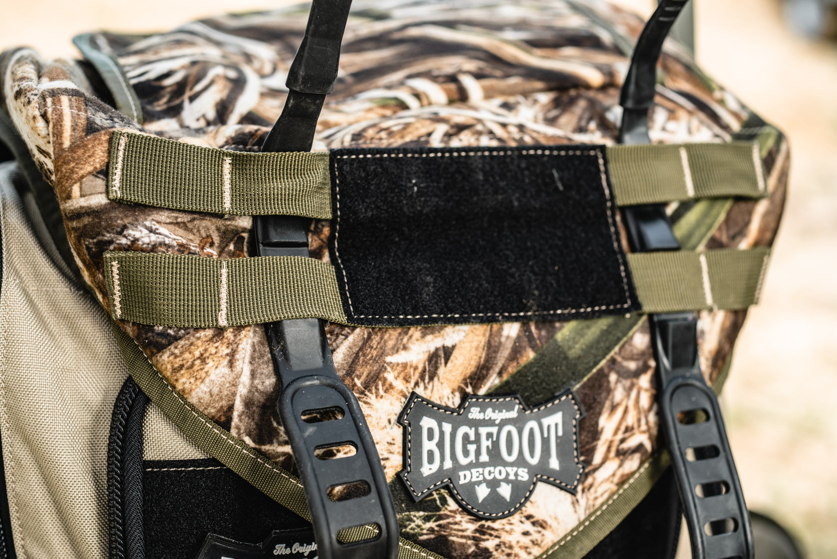 Half off Bigfoot™ Tactical Strap 4 Pk with Bigfoot™ Work Station Extended-Carry Bag