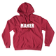 Maker Hoodie By ForwardRevive