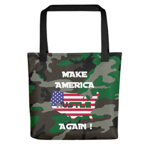 Maker America Hustle Again Tote bag