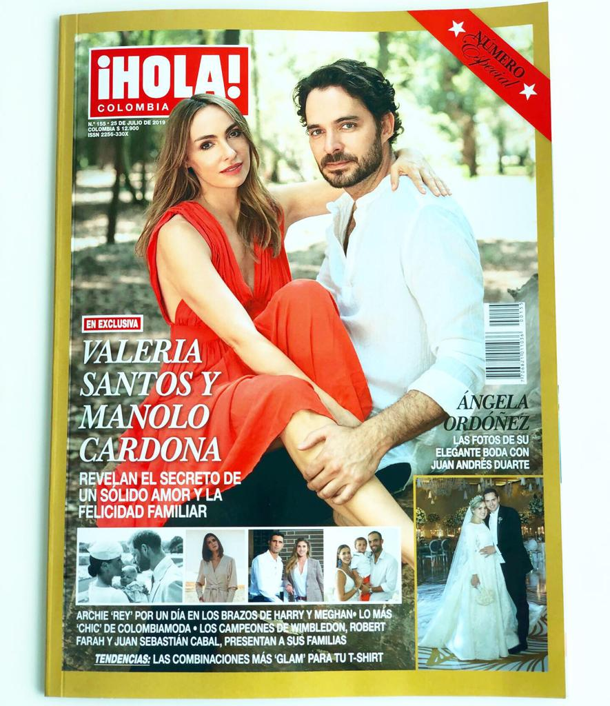HOLA MAGAZINE- JULY 2019
