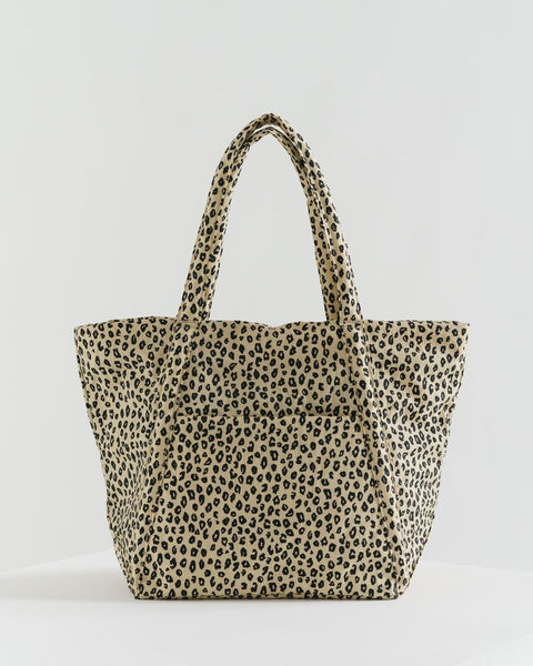 BAGGU Cloud Bag - Honey Leopard
