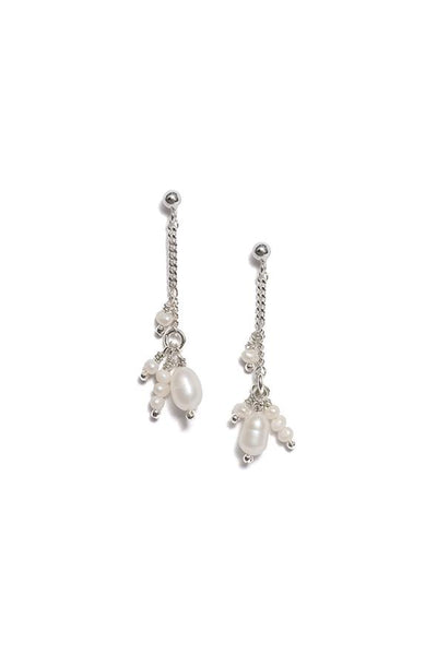 RBCCA KSTR Trix Earrings - Sterling Silver
