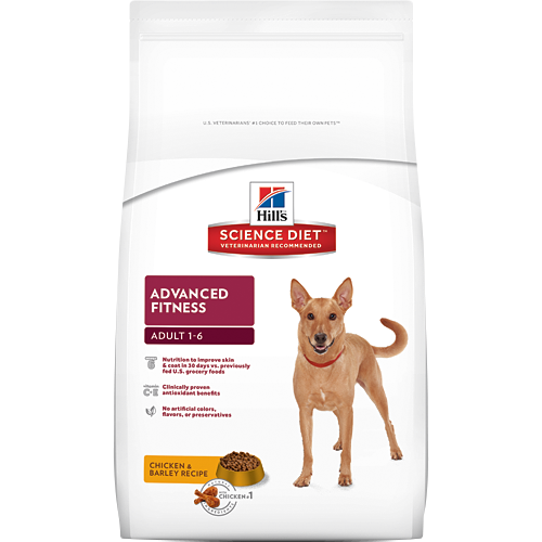 Hill's Science Diet Canine Adult Dry Dog Food 4KG