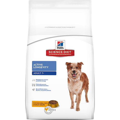 Hill's Science Diet Canine Mature Dry Dog Food 9.75KG