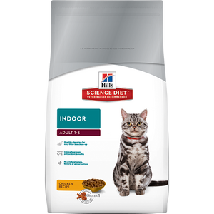 Hill's Science Diet Feline Indoor Cat Food 2KG