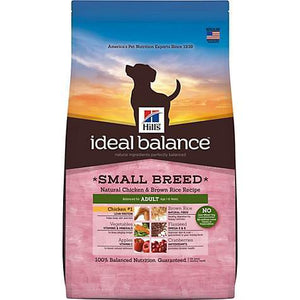 Hill's Science Diet Ideal Balance Small Breed Canine Adult Dry Dog Food 4LB