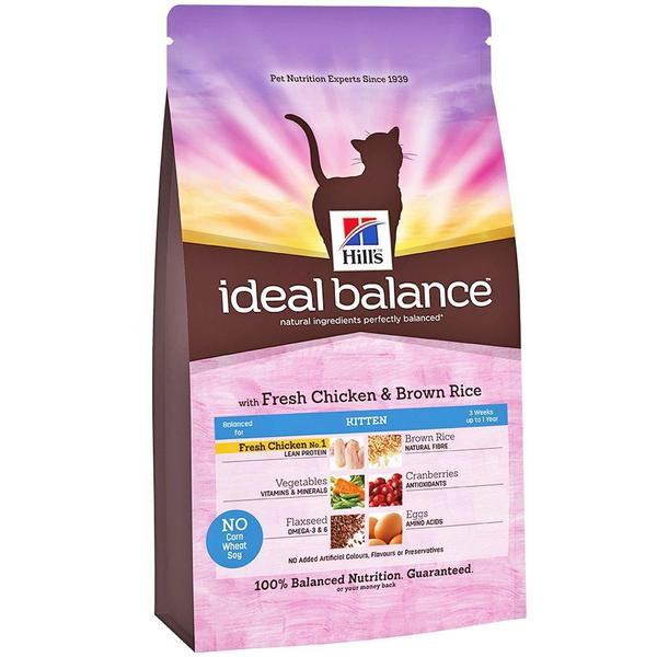 Hill's Science Diet Ideal Balance Feline Adult Food 15LB